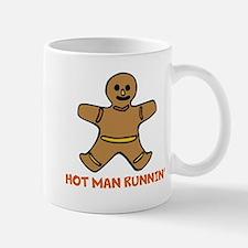 Hot Man Runnin Mugs