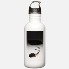 Computer Mouse Water Bottle