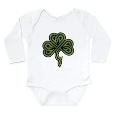 Irish Shamrock Body Suit