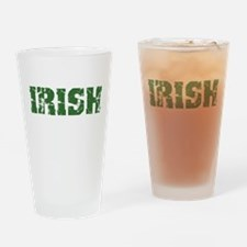 pat143whites.png Drinking Glass
