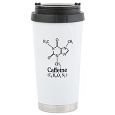 Unique Chemistry Stainless Steel Travel Mug