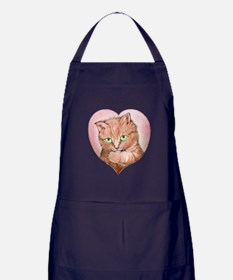 Cool Greeneyes Apron (dark)