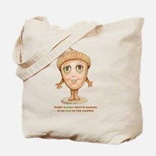 Unique Acorn Tote Bag