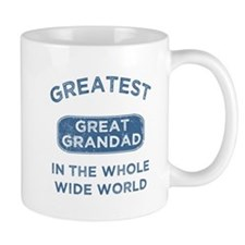 Greatest Great Grandad In The World Mugs