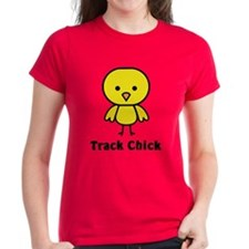 Track Chick Tee