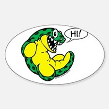 Winslow Hi! Decal