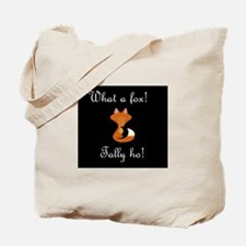 What a fox.JPG Tote Bag