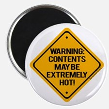 """Hot! 2.25"""" Magnet (10 pack)"""