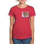 Sicilian Head Vase Women's Dark T-Shirt
