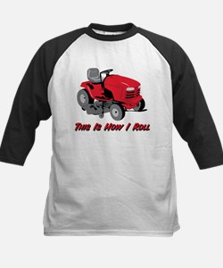 This Is How I Roll Mower Tee