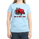 This Is How I Roll Mower Women's Light T-Shirt