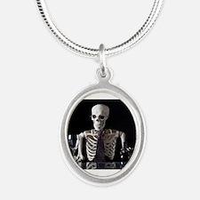 Skinny Skeleton Tends Bar Necklaces