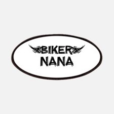 Biker Nana Patches