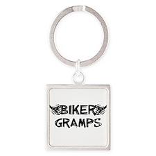Biker Gramps Keychains