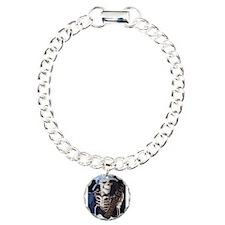 Skinny Skeleton Rocks On Bracelet