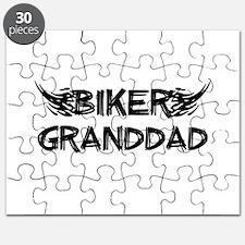 Biker Granddad Puzzle