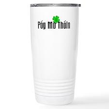 Unique Irish Travel Mug