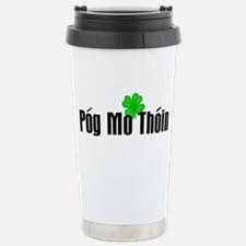 Unique Gaelic Travel Mug