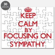 Keep Calm by focusing on Sympathy Puzzle