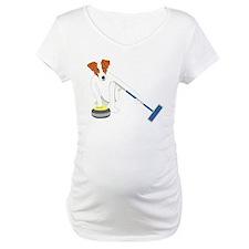 Jack Russell Terrier Curling Shirt