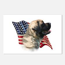 Mastiff(flf) Flag Postcards (Package of 8)