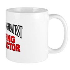 """The World's Greatest Roofing Contractor"" Mug"