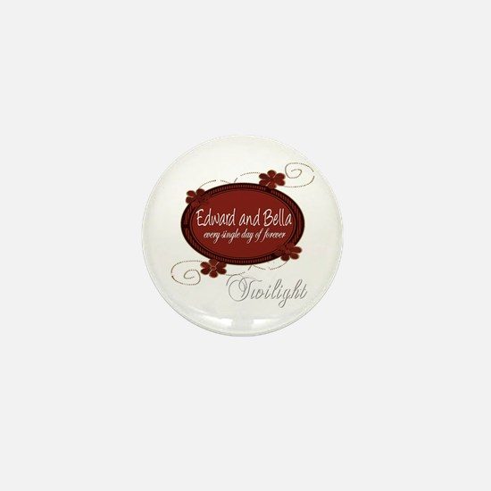 Edward and Bella Collection Mini Button