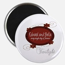 Edward and Bella Collection Magnets