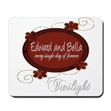 Edward and Bella Collection Mousepad