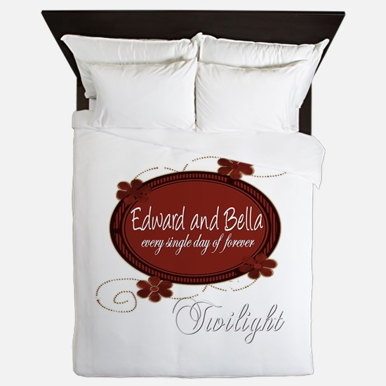 Edward and Bella Collection Queen Duvet