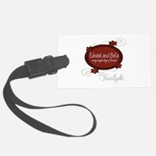 Edward and Bella Collection Luggage Tag