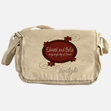 Edward and Bella Collection Messenger Bag