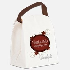 Edward and Bella Collection Canvas Lunch Bag