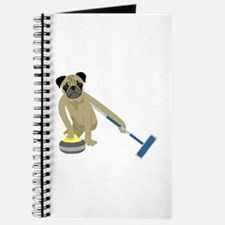 Pug Curling Journal