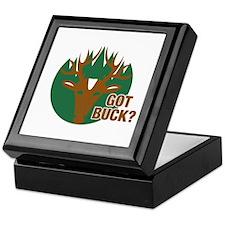 Got Buck? Keepsake Box