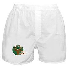 Got Buck? Boxer Shorts