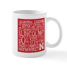 Lincoln Nebraska Mugs