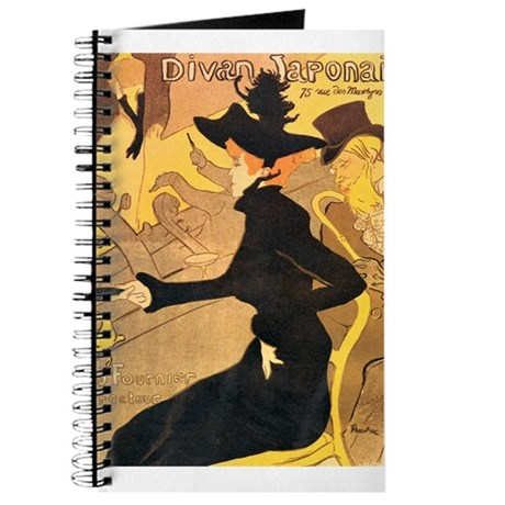 divan japonais by toulouse lautrec journal by admin cp49789583