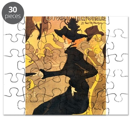 Divan japonais by toulouse lautrec puzzle by admin cp49789583 for Divan crossword