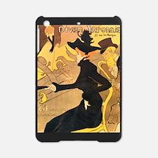 Divan Japonais by Toulouse-Lautrec iPad Mini Case