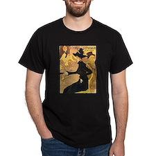 Divan Japonais by Toulouse-Lautrec T-Shirt