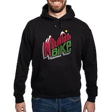 Cute Mountain bike Hoodie