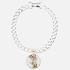 Monogram M Art Deco Love Bracelet