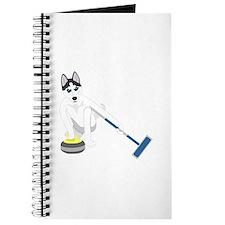 Siberian Husky Curling Journal