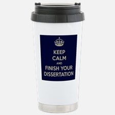 Cool Dissertation Travel Mug