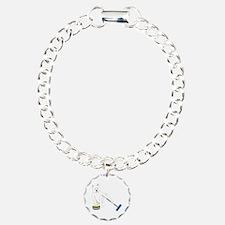 Westie Curling Bracelet