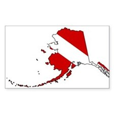 Dive Alaska Decal