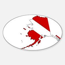 Dive Alaska Decal