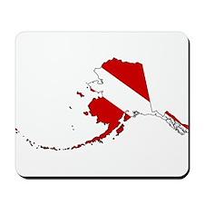 Dive Alaska Mousepad
