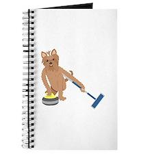 Yorkshire Terrier Curling Journal